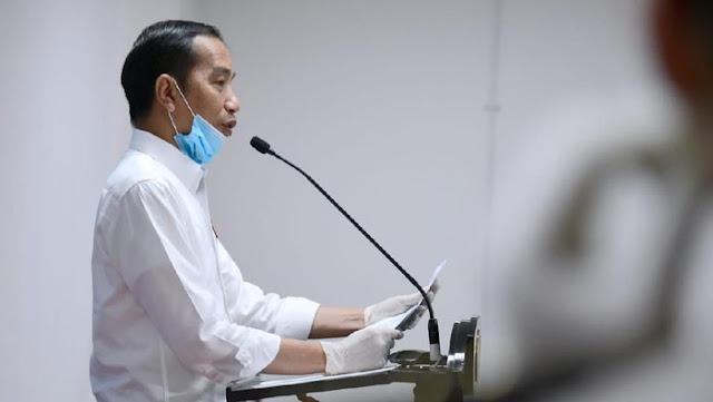 Jokowi: Corona Menyebar di 189 Negara, Sulit Dicegah