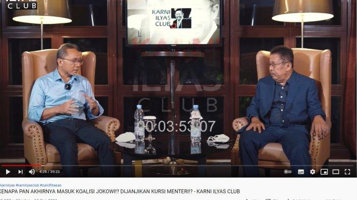Ini Lho Sosok Kader PAN yang Dititipkan Zulhas pada Jokowi Jika Ada Tawaran Jabatan