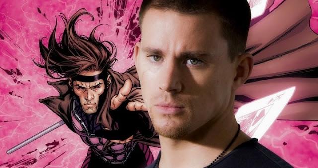 Channing Tatum protagonizará el spin-off de Gambit