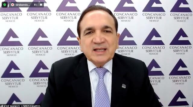 """Presenta Concanaco Servytur la campaña """"Yo voto porque Quiero a México"""" en todo el país"""