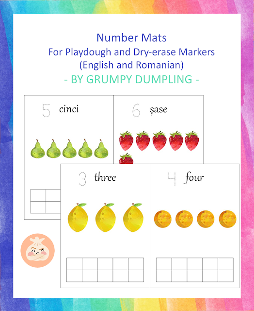 https://www.teacherspayteachers.com/Product/Romanian-and-English-Number-Mats-with-Fruit-and-Berries-Flash-Freebie-5587583
