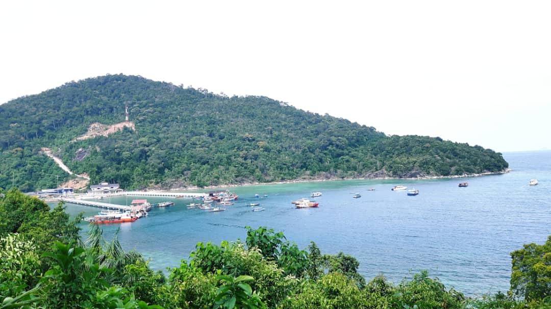 Berlibur Di Pulau Redang Terengganu