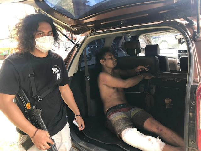 Gigit petugas, gembong narkoba langganan bui didor Polisi