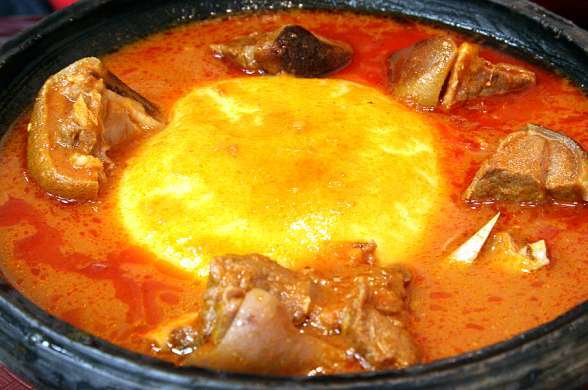 how to prepare light soup with dry fish