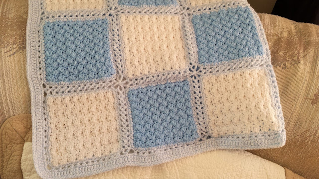 Busy Hands: A Special Blanket for Stafford