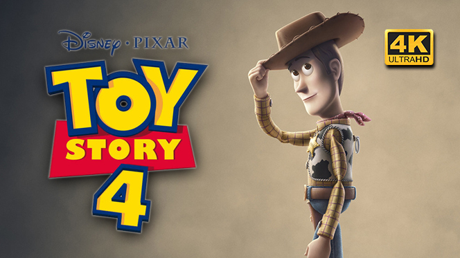 Toy Story 4 (2019) 4K UHD 2160p Latino-Ingles