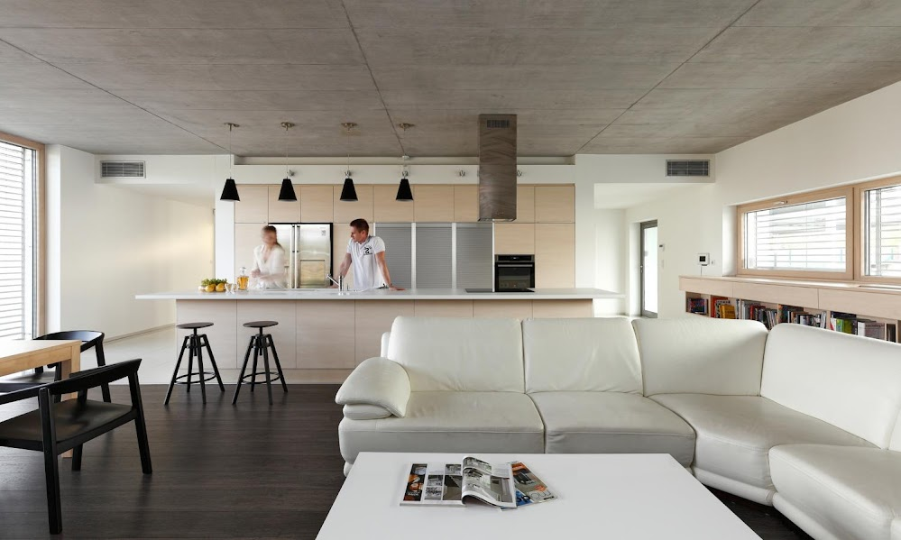 Kitchen-Living-Space