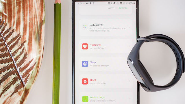 Oppo Band Review