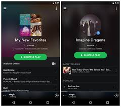 Spotify Music Premium APK v8.4.27.849 Android No Need Root Download