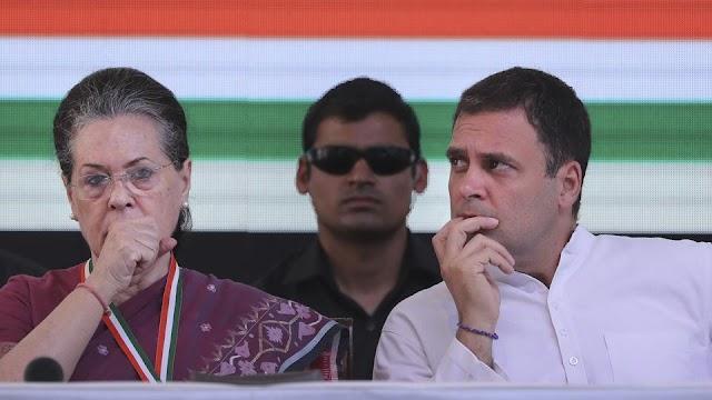 इस्तीफे पर अड़े हैं राहुल गांधी, कांग्रेस नेताओं की मनाने की कोशिशें जारी