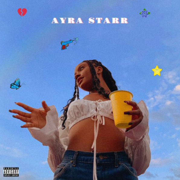 Download EP : AYRA STARR - AYRA STARR