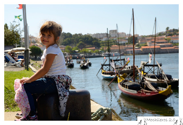 Ravelos, Oporto