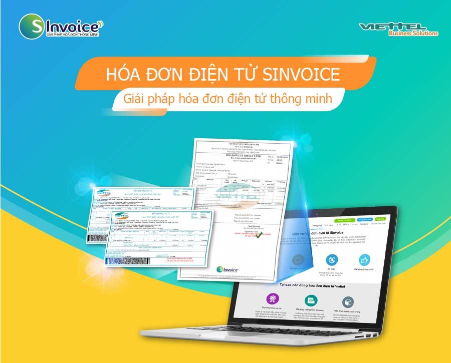 Hóa đơn điện tử S-Invoice của Viettel