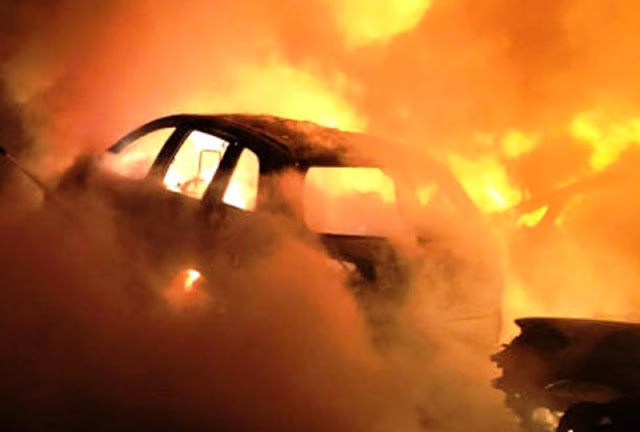 San Severo (FG), Blogger aggredito, incendiata la sua auto