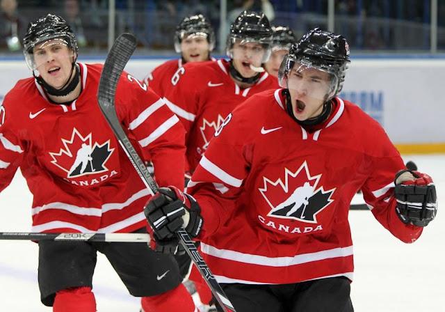 Как канадцы выбирают талантливых хоккеистов