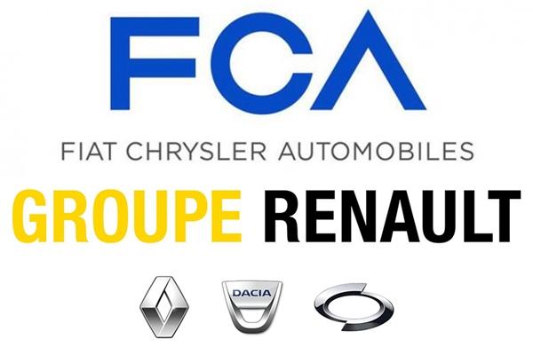 FCA fusión Grupo Renault