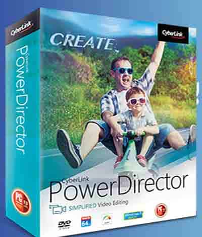 PowerDirector +key