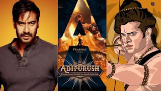 Ajay Devgan Become 'Shiv' in Prabhas film ÁadiPurush'