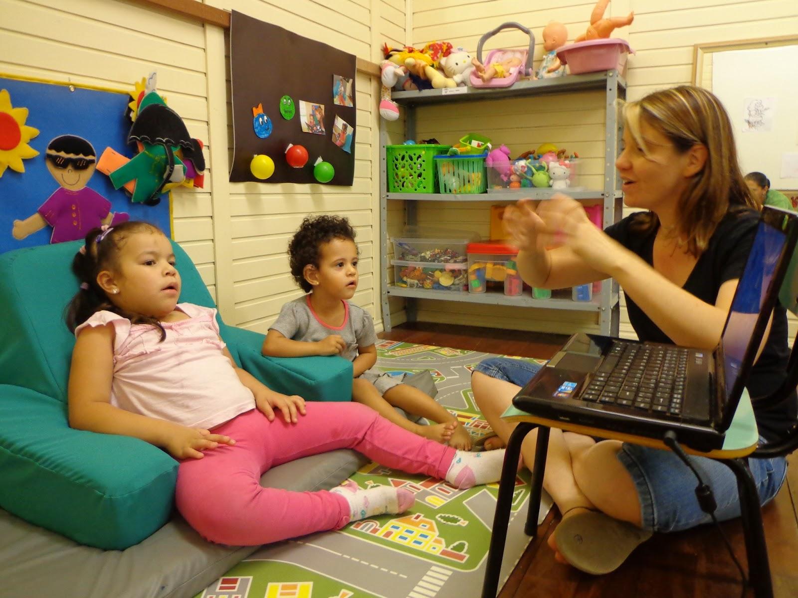 Amado EMEF de Surdos Bilingue Salomão Watnick: Educação Precoce SS58