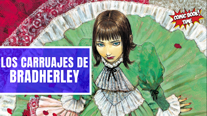 """Manga Reseña: """"Los carruajes del Bradherley"""", de Hiroaki Samura"""