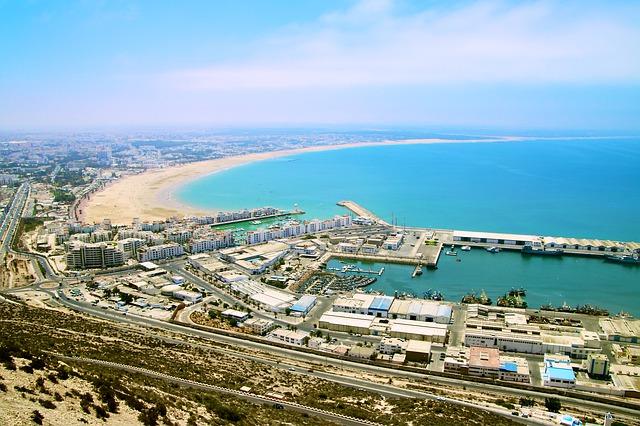 افضل 4 مدن شاطئية الأكثر استقطابا للزوار بالمغرب