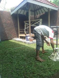 Harga Jasa tanam rumput gajah mini di batu Malang tahun 2021