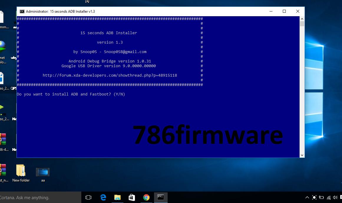 Adb software, free download