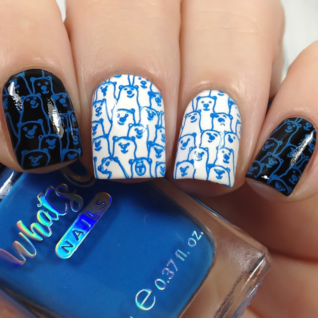 What's Up Nails-Cloud Canvas