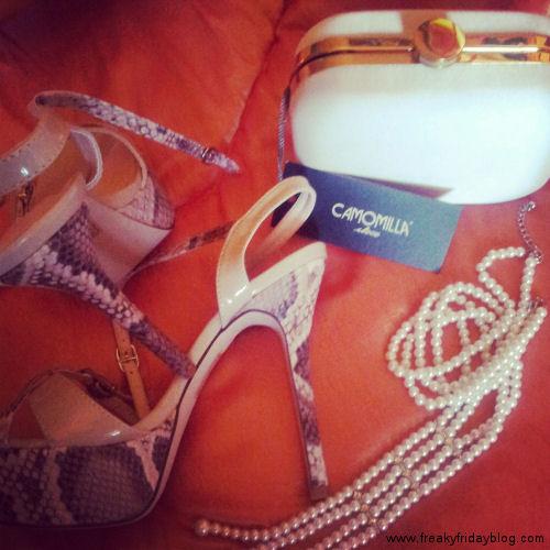 Freaky Friday Fashion Blogger