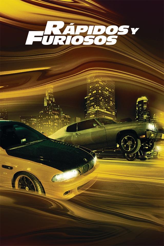 Rápido y Furioso 4 (2009) [Open Matte] WEB-DL 1080p Latino