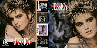 JESSICA - Like A Burning Star (Reissue) [LTD-CD-003R]