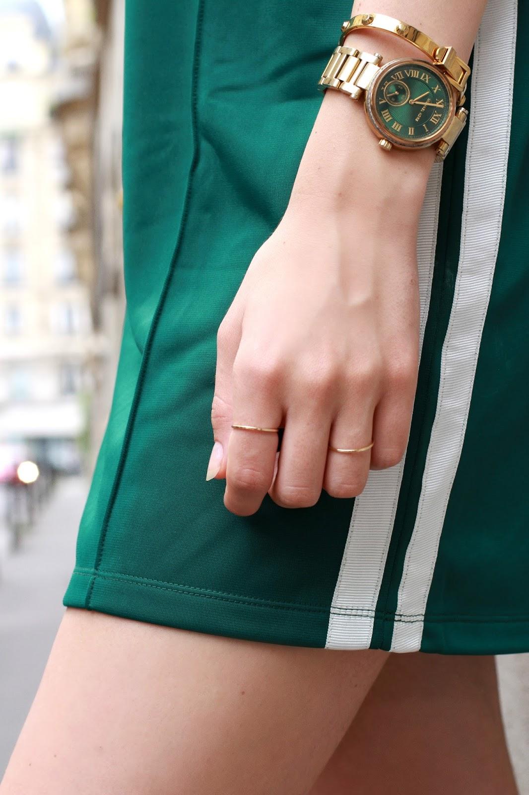 Sporty Dress alex fashion break alexandra lauclair