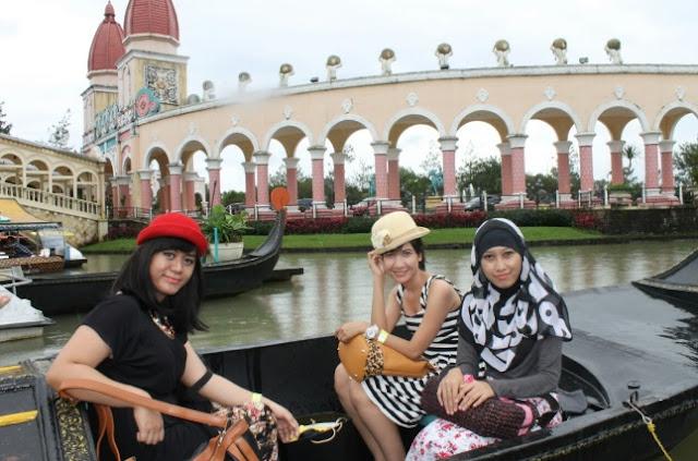 Akses ke Little Venice Bogor