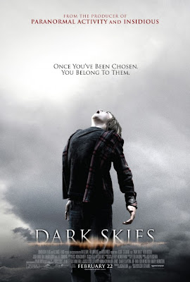 Dark Skies Canção - Dark Skies Música - Dark Skies Trilha Sonora - Dark Skies Trilha do Filme