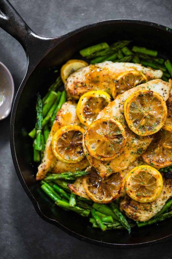 5 ingredient lemon chicken with asparagus #healthyrecipeseasy #healthyrecipesdinnercleaneating #healthyrecipesdinner #healthyrecipesforpickyeaters #healthyrecipesvegetarian #HealthyRecipes #HealthyRecipes #recipehealthy #HealthyRecipes #HealthyRecipes&Tips #HealthyRecipesGroup  #food #foodphotography #foodrecipes #foodpackaging #foodtumblr #FoodLovinFamily #TheFoodTasters #FoodStorageOrganizer #FoodEnvy #FoodandFancies #drinks #drinkphotography #drinkrecipes #drinkpackaging #drinkaesthetic #DrinkCraftBeer #Drinkteaandread
