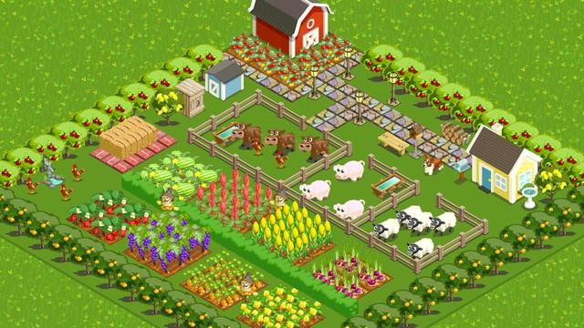 أفضل ألعاب الزراعة للايفون