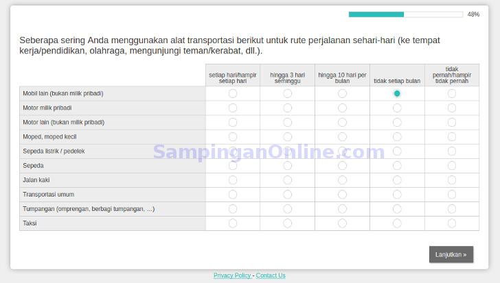 contoh-tugas-survey-online