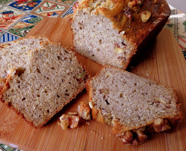 Banana Loaf for Two