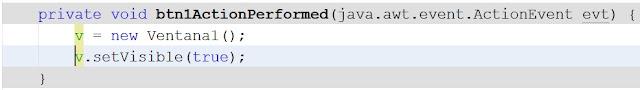 Cómo saber si un JFrame está abierto en Java
