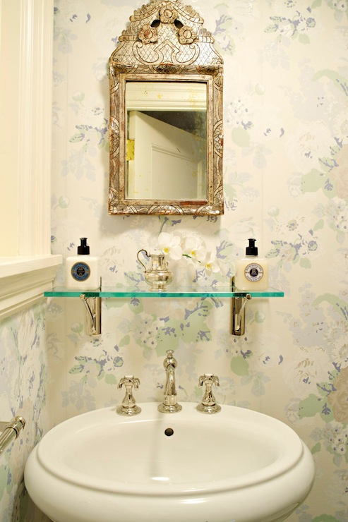 Diary Of A Classy Lady Powder Rooms And It S Elegance