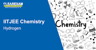 NEET Chemistry Hydrogen