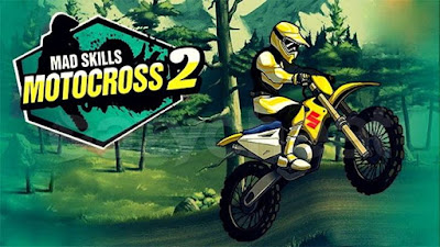 Mad Skills Motocross 2 Mod Apk Download (Rockets/Unlocked) Offline