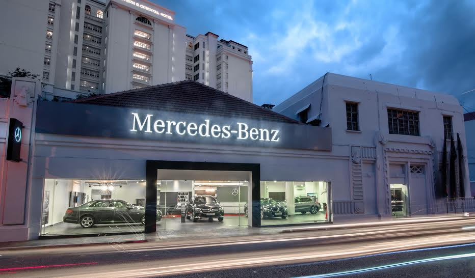 Motoring Malaysia Mercedes Benz Celebrates 130 Years Of