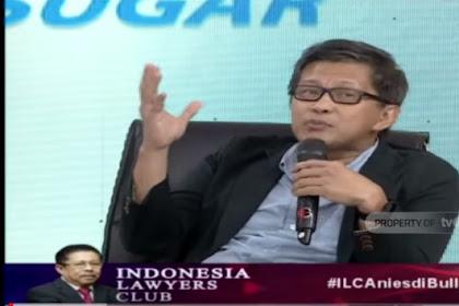 Ini Saran Rocky Gerung pada Anies agar Jakarta Tak Dipenuhi Badut