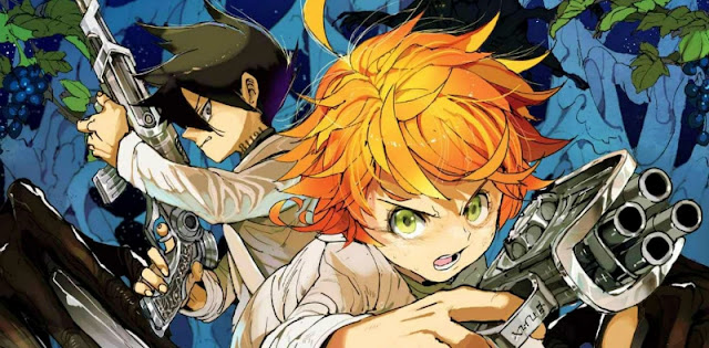 CloverWorks' The Promised Neverland