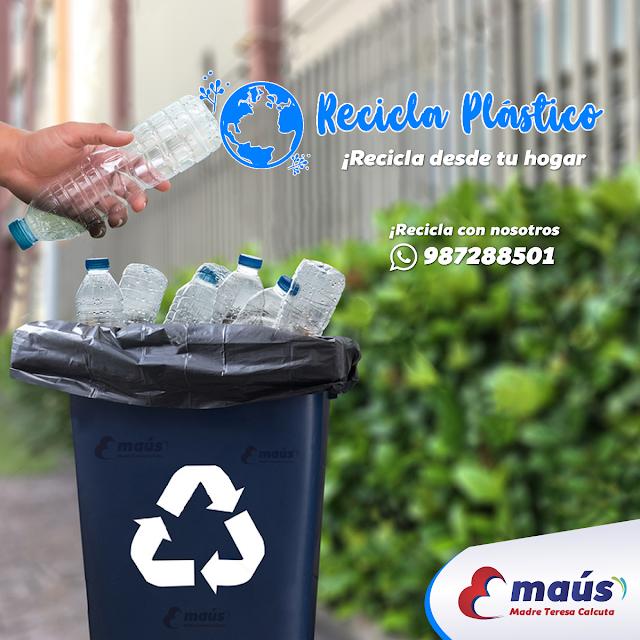 Recicla Plástico