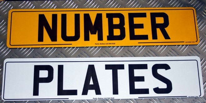 Number Plates of All Cities in Punjab