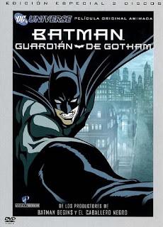 Batman: Guardián de Gotham (2008)