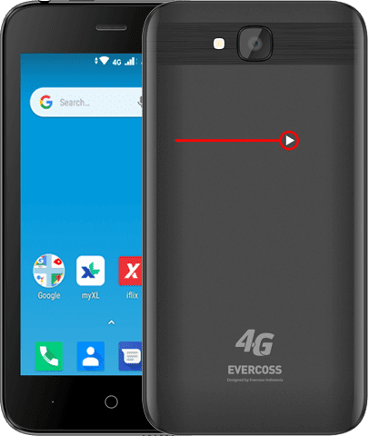 Evercoss S45B Firmware