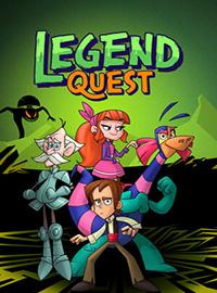 Legend Quest – Aventuri de legendă Desen Animat Online in Romana Episodul 1